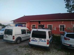 Belediyenin mezbahasına giren hırsızlar serbest kaldı