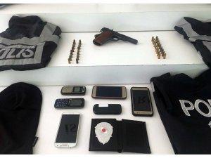 Pompalı tüfeklerle akaryakıt istasyonlarını gasp eden 'maskeli çete' çökertildi