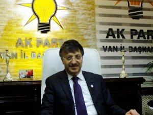 AK Parti Van İl Başkanlığından '15 Temmuz' çağrısı