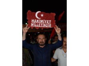 """Başkan Doğan: """"Türk milletinin iradesine kastedenler, yenilmeye mahkumdur"""""""
