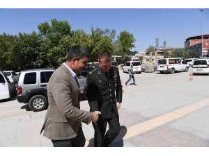 Albay Karoğlu'ndan Başkan Asya'ya veda ziyareti