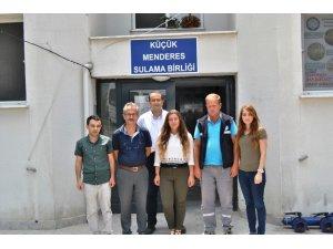 Üreticilere 'Beydağ Barajı'ndan çok su kullanmayın' uyarısı
