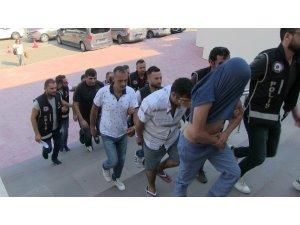 Bodrum merkezli göçmen kaçakçılığı operasyonunda 9 gözaltı