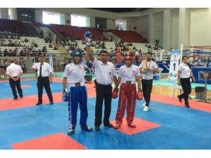 Bitlisli sporcular Türkiye şampiyonasından 8 madalya ile döndü