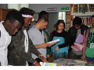 Uluslararası öğrenci kontenjanı için rekor başvuru