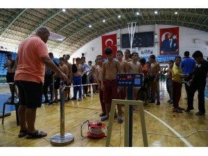 Kırkpınar'da pehlivan rekoru: 2 bin 228