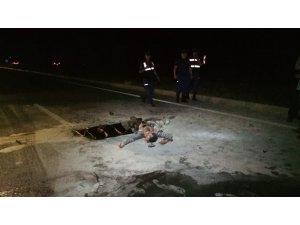 Bursa'da akıl almaz kaza yanarak can verdiler
