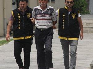 Yaşlı sahte polis katil çıktı