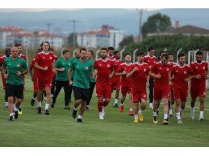 Sivasspor Bolu kampına başladı
