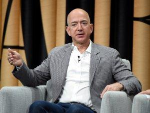 Amazon CEO'su bir günde 3 milyar dolar kazandı