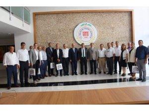 Kuru Meyve Sektörü sezon öncesi Malatya'da toplandı