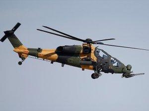 Türkiye Pakistan'a 30 ATAK  helikopteri sattı