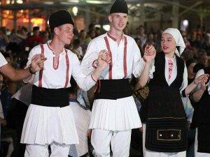 Aydın'da 18. Uluslararası Balkan Festivaline yoğun ilgi