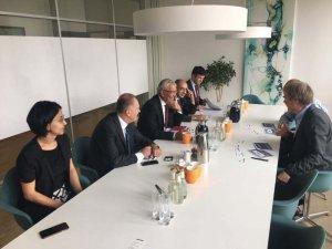 Türk Eximbank, Avrupa'nın bazı finans merkezlerinde yatırımcı görüşmeleri gerçekleştirdi