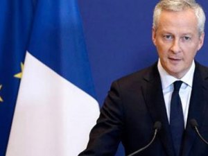 Fransa Maliye Bakanı: Kimse Fransa ve Almanya'yı bölemeyecek