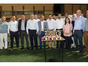 15 Temmuz Destanı Futbol Turnuvası tamamlandı