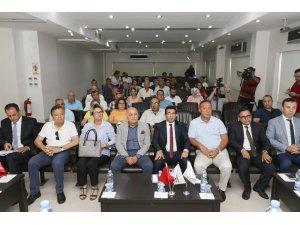 Mersin'de vergi ve SGK borçlarına ilişkin yapılandırma süreci anlatıldı