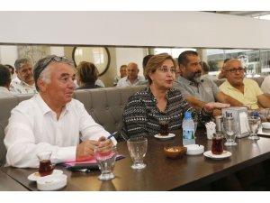 Konak'ta örnek buluşma