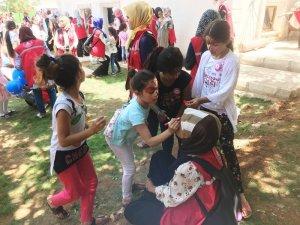 45 öğrenci Sason'u gezdi