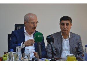 """Kafaoğlu :"""" Bandırma Balıkesir'den daha avantajlı olacak """""""