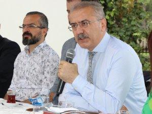 """Baro Başkanı Gürbüz: """"Yargının ve avukatlığın kronikleşmiş problemlerine neşter vurulmalı"""""""