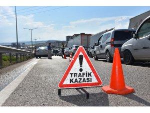 Kocaeli'de son bir yılda trafik kazalarında 58 kişi ödlü, 7 bin 69 kişi yaralandı
