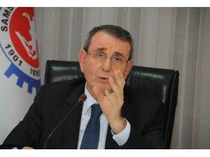"""STSO Başkanı Murzioğlu :""""Bu fırsat kaçmaz"""""""