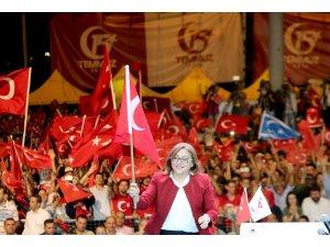 Belediye Başkanı Fatma Şahin'nden 15 Temmuz mesajı