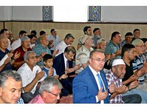 15 Temmuz şehitleri için dua edildi