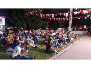 K@bin'deki Dünya Kupası heyecanına yoğun ilgi