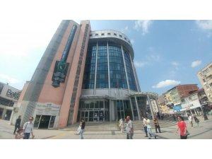 Belsa Plaza'da Kocaelispor Bayrağı dalgalanıyor