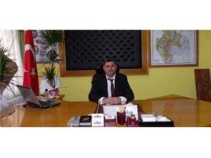 """Başkan Ercan Şimşek: """"Gelecek, geçmişin üzerinde yükselir"""""""