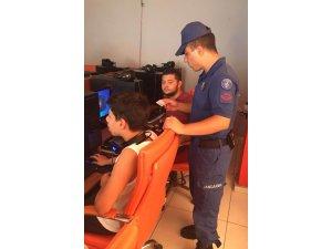 Jandarmadan 'Çocuklarımız Güvende' operasyonu