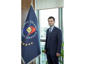 """Çorlu TSO Başkanı İzzet Volkan: """"Demokrasinin, milletimizin ve devletimizin yanındayız"""""""