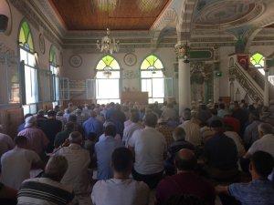 Akseki'de 15 Temmuz şehitleri anısına mevlit okutuldu