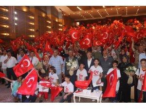 15 Temmuz şehitleri Gaziantep'te anıldı