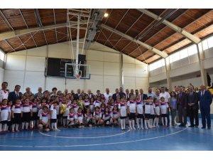 Taşköprü Belediyesi Yaz Spor Okulları başladı