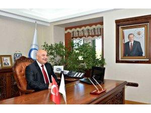 Rektör Gönüllü'den 15 Temmuz Demokrasi ve Mili Birlik Günü açıklaması