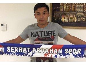 Malatya Yeşilyurt Belediyespor Kırgız oyuncu Kaiumzhan Sharipov ile anlaştı