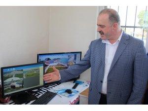Tuşba'daki parklara güvenlik kamerası yerleştirildi