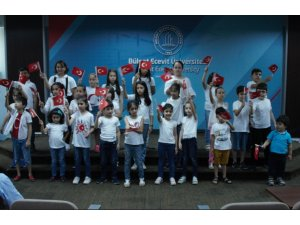 Medem 15 Temmuz Demokrasi Ve Milli Birlik Günü şehitleri anma programı gerçekleştirildi