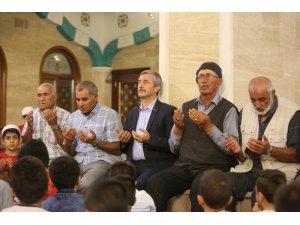 Şahinbey'de 15 temmuz şehitleri için mevlit okutuldu