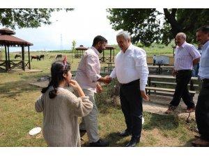 Körfez'de Hacet Bayramı hazırlıkları tamamlandı