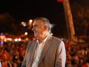 """Başkan Toçoğlu: """"15 Temmuz ruhu meydanlarda olacak"""""""