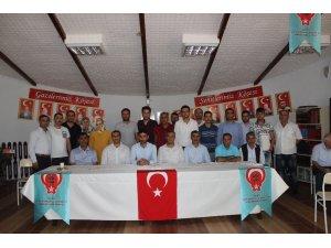 Siverek'te şehit aileleri ve gazileri ile yardımlaşma derneği kuruldu
