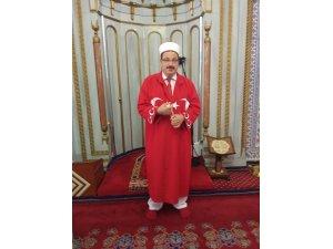 Sakaryalı imam 15 Temmuz'a özel cübbe diktirdi