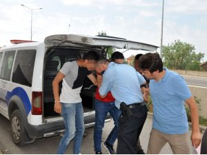 Samsun'da yurt dışı bağlantılı uyuşturucu operasyonu