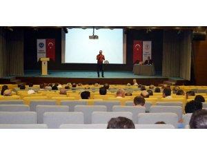 Din görevlilerine madde bağımlılığı semineri verildi
