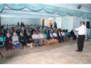 Çaldıran'da '15 Temmuz Demokrasi ve Milli Birlik Günü' programı
