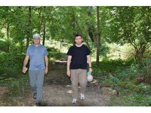 İğneada Longoz Ormanları Milli Parkı incelendi